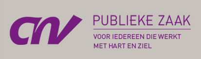 Logo CNV Publieke Zaak